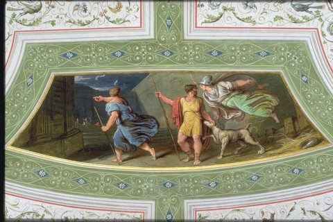 Cani mitologici: vi presentiamo Argo, il fedele amico di Ulisse