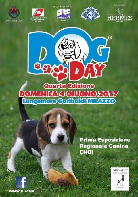 Dog Day Milazzo: un 4 Giugno ricco di eventi al Lungomare Garibaldi
