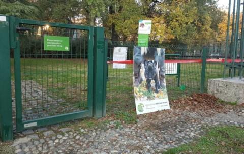 Inaugurazione Area Cani Milano al Parco Sempione [Foto e Video]