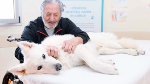 In Liguria la Pet Therapy contro la SLA