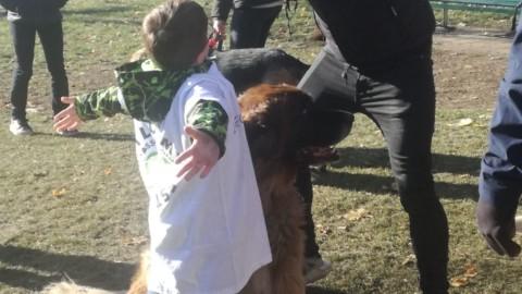 Area Cani Milano e Associazione Genitori e persone con Sindrome di Down insieme per un bellissimo evento a quattro zampe