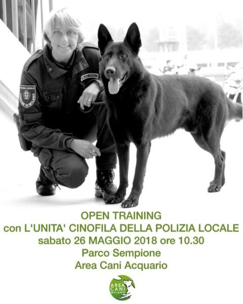 Areacani Milano e Polizia Locale insieme per spiegare come prevenire e curare casi di avvelenamento