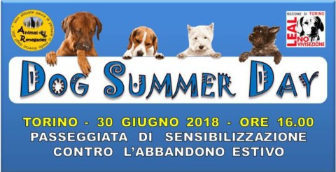 Dog Summer Day in programma a Torino
