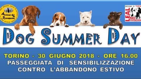 Dog Summer Day in programma a Torino