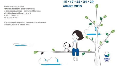 Ravenna, 5 lezioni per una serena convivenza con il cane
