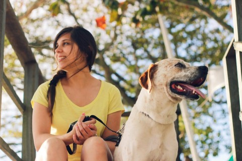 Comune di PRATO, attivo un servizio per PORTARE A SPASSO i cani delle PERSONE POSITIVE al Coronavirus