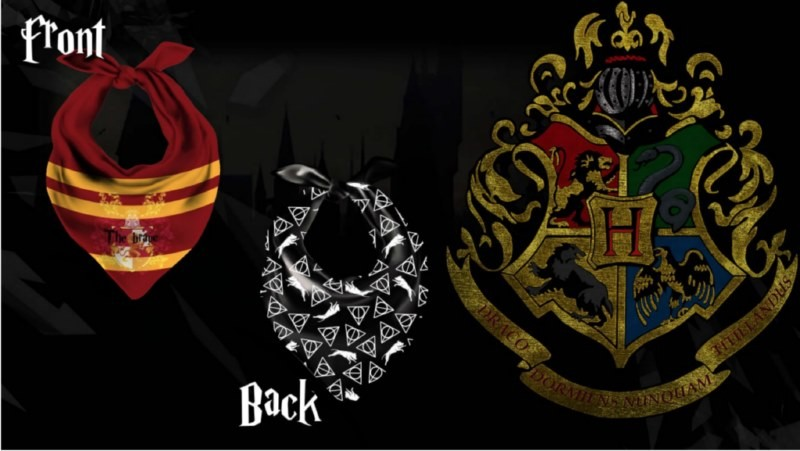 bandana-per-cani-harry-potter