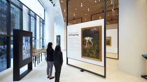 Il Museo del Cane riapre dopo trent'anni a New York